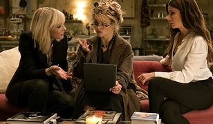 Skok na kasę. Sandra Bullock, Cate Blanchett i Rihanna w jednym filmie już na Blu-ray i DVD