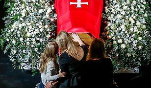 Magdalena Adamowicz i córki żegnają prezydenta. Piękne listy