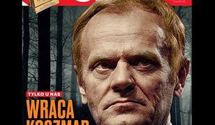 Donald Tusk bohaterem poniedziałkowych okładek tygodników. Internauci reagują