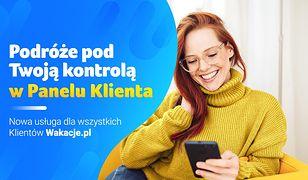 Panel Klienta Wakacje.pl