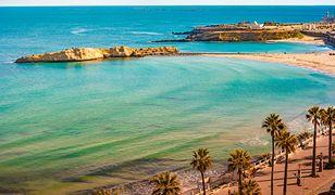 Od lipca do Tunezji tylko z testem PCR