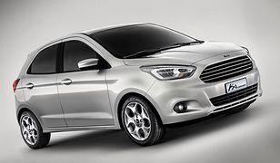 Ford Ka Koncept Zaprezentowany W Brazylii