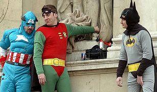 Batman i Robin seks gejowski