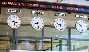 Indeks WIG20 spadł o 0,64% na zamknięciu w środę