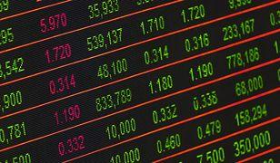 Indeks WIG20 spadł o 0,54% na zamknięciu w czwartek