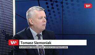 Petycja o odwołanie Jacka Kurskiego. Tomasz Siemoniak komentuje