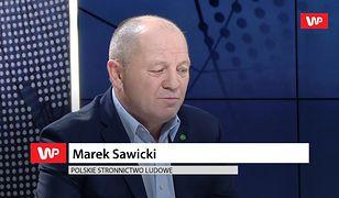 Pożegnanie Adamowicza bez Kaczyńskiego. Marek Sawicki: udają żal i skruchę