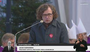 Prezydent Sopotu żegna przyjaciela i składa obietnicę