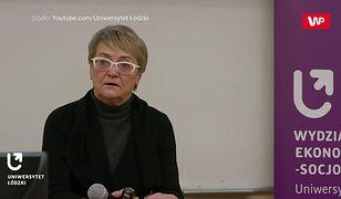 Henryka Bochniarz wystartuje do PE? Poseł zdradził szczegóły