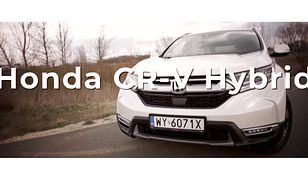 Samochód Roku Wirtualnej Polski 2018. Samochód na wielką podróż z rodziną: Honda CR-V Hybrid