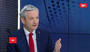 Robert Biedroń: przez 13. emeryturę dla Kaczyńskiego będziemy mieć byle jaką oświatę