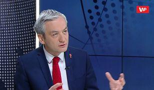 Robert Biedroń o Krystynie Pawłowicz: wypisuje dyrdymały