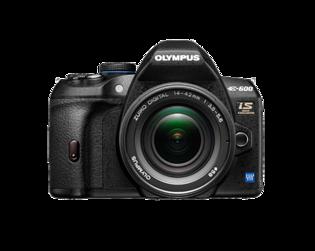 Olympus E-600 (EVOLT E-600)
