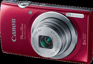 Canon PowerShot ELPH 135 (IXUS 145)