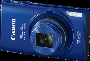 Canon PowerShot ELPH 170 IS (IXUS 170)
