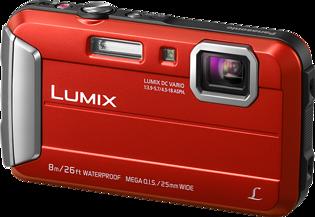 Panasonic Lumix DMC-TS30 (Lumix DMC-FT30)