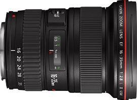 Canon EF 16-35 mm f/2.8L USM