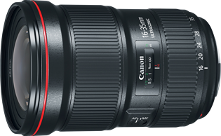 Canon EF 16-35 mm f/2.8L III USM