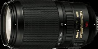 Nikon AF-S Nikkor 70-300mm f/4.5-5.6G VR