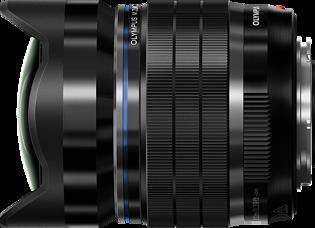 Olympus M.Zuiko Digital ED 8mm F1.8 Fisheye PRO