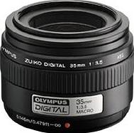 Olympus Zuiko Digital 35mm 1:3.5 Macro