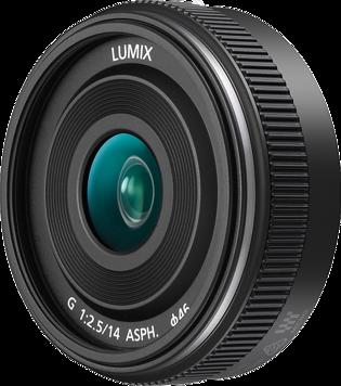 Panasonic Lumix G 14mm F2.5 II ASPH