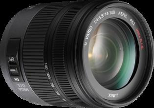 Panasonic Lumix G Vario HD 14-140mm F4-5.8 OIS