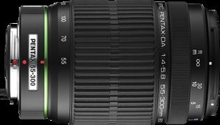 Pentax smc DA 55-300mm F4.0-5.8 ED