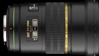 Pentax smc DA* 200mm F2.8 ED (IF) SDM