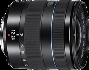 Samsung NX 12-24mm F4-5.6 ED