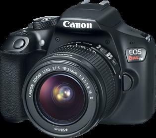 Canon EOS 1300D (EOS Rebel T6)
