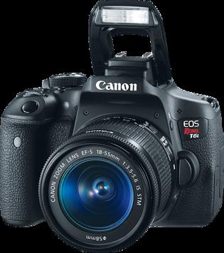 Canon EOS Rebel T6i (EOS 750D, Kiss X8i)