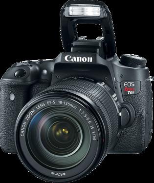 Canon EOS Rebel T6s (EOS 760D, EOS 8000D)