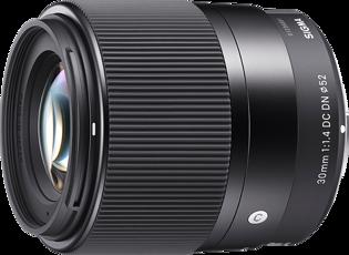 Sigma 30mm F1.4 DC DN | C for Mikro Cztery Trzecie