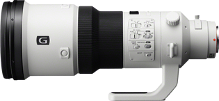 Sony 500mm F4 G SSM