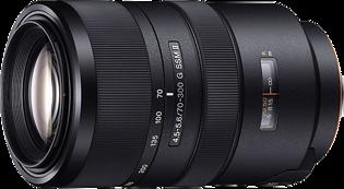 Sony 70-300mm F4.5-5.6 G SSM II
