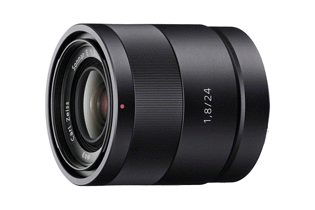 Sony Carl Zeiss Sonnar T* E 24mm F1.8 ZA