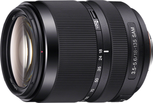 Sony DT 18-135mm F3.5-5.6 SAM
