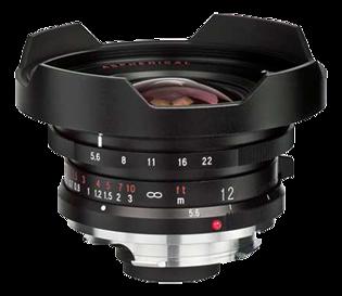 Voigtlander 12mm F5.6 Ultra Wide Heliar