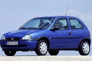 Opel Corsa B Dane Techniczne Opinie Informacje