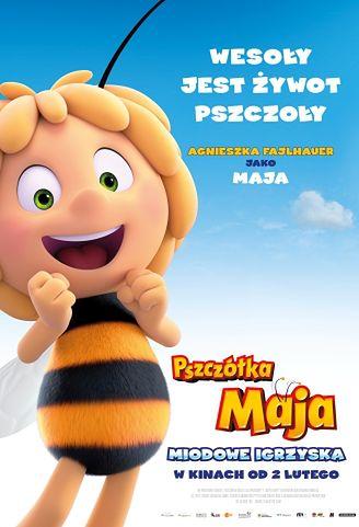 Pszczółka Maja: Miodowe igrzyska 2D dubbing
