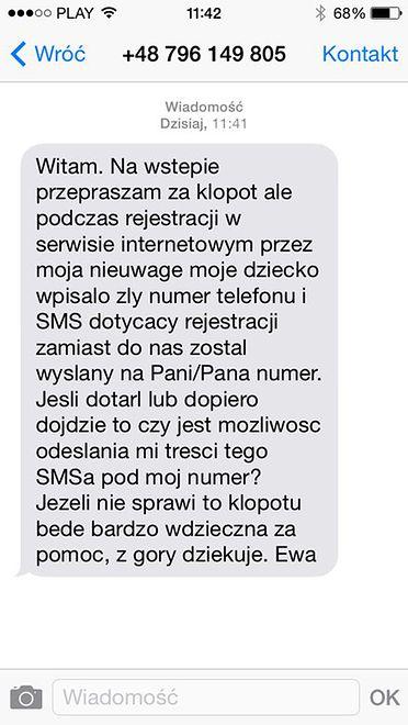 Tekstowe numery randkowe