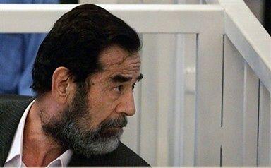 Saddam Husajn Napisał Wiersz Sobota W Obiektywie Wp