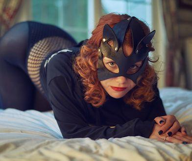 Batgirl seks wideo