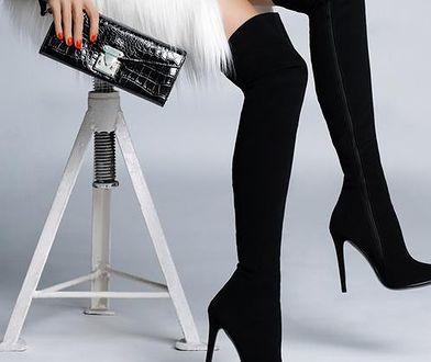 a116a6a697e65 Muszkieterki idealne do mini. Noś, nawet jeśli nie masz nóg modelki.  Inspiracje · muszkieterkikozaki na jesieńkozaki za kolanokozaki ...
