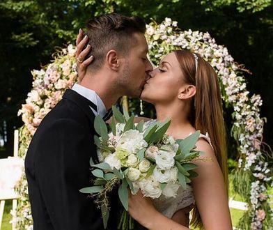 6de969e0b0 Trzy miesiące po ślubie Dominika Gawęda planuje kolejne zaślubiny