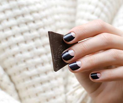 Czarny Manicure Najnowsze Informacje Wp Kobieta