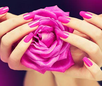 Różowy Manicure Najnowsze Informacje Wp Kobieta