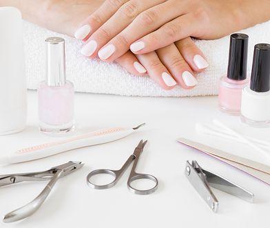 Biały Manicure Najnowsze Informacje Wp Kobieta