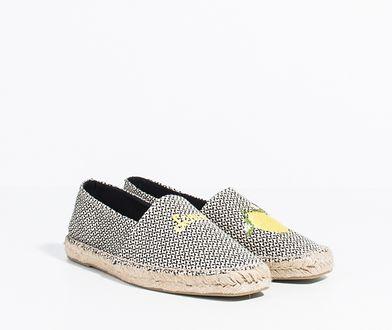 a10263d4e9ed0 Kiedy kochasz płaskie buty. Najmodniejsze espadryle na lato · Inspiracje